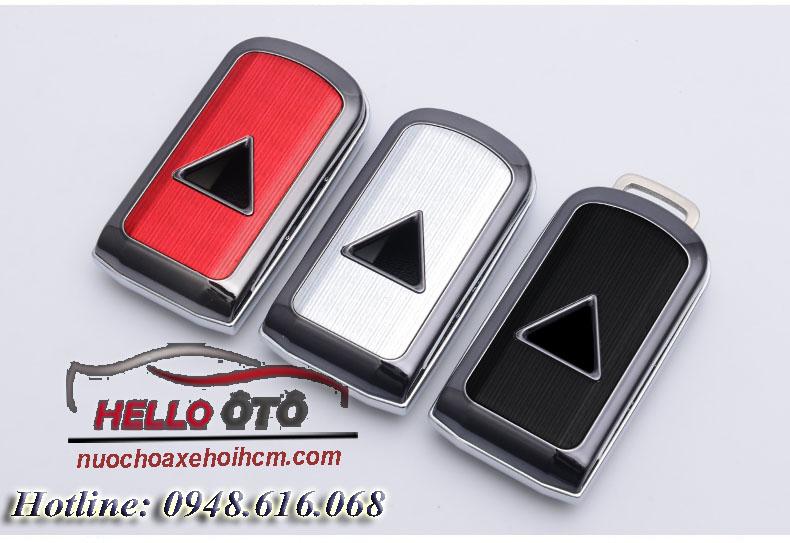Bao Chìa Khóa ô tô Thép Titan Mitsubishi Pajero Sport