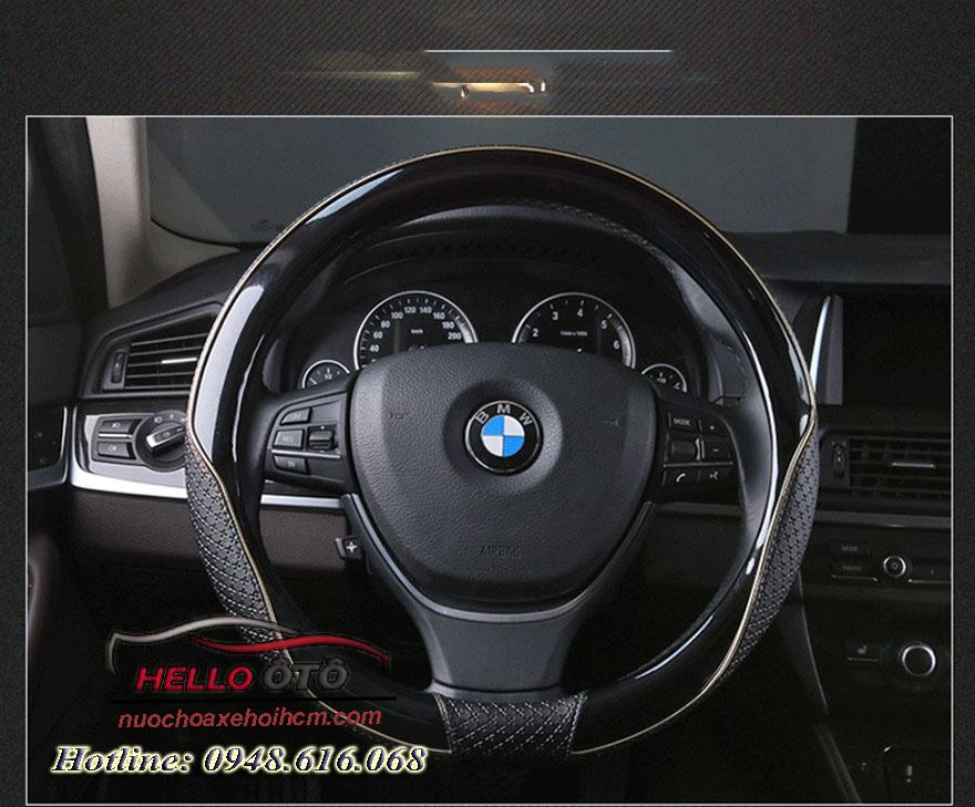 Bao Tay Lái ô tô Cao Cấp Hello ô tô 001