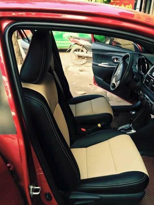 Bọc Áo Ghế Da Cao Cấp Mitsubishi Xpander 2018-2020