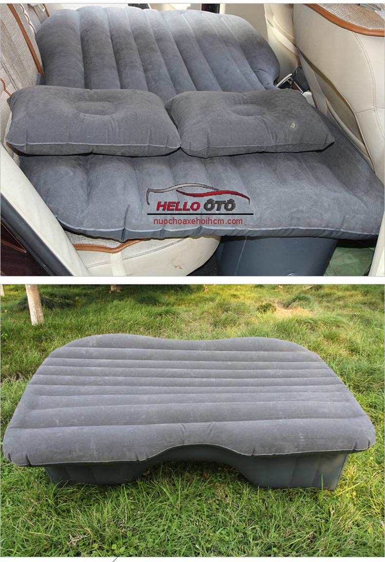 Giường hơi ô tô cao cấp Oxford