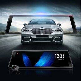 Camera hành trình ô tô gương chiếu hậu full màn hình