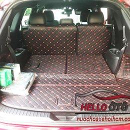 Lót Cốp 6D Mazda CX8 2019 - 2020