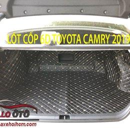 Lót Cốp ô tô 6D Toyota Camry 2019