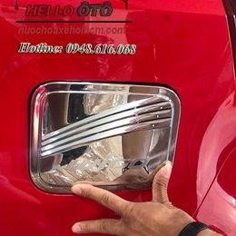 Ốp Nắp Bình Xăng Toyota Wigo