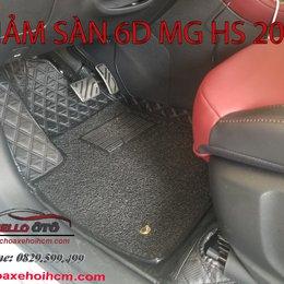 Thảm lót sàn 6D MG HS 2020