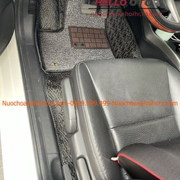 Thảm Lót Sàn Ô tô 6D Honda City 2021