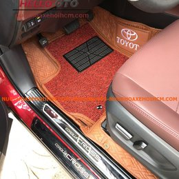 Thảm lót sàn 6D Toyota Corolla Cross 2020