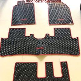 Thảm lót sàn ô tô cao su 3d Chevrolet Trailblazer