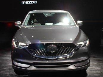 Mazda CX-5 có thêm phiên bản bình dân tiết kiệm nhiên liệu