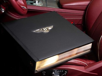 Với 260.000 USD, bạn sẽ mua quyển sách này hay Bentley Bentayga?