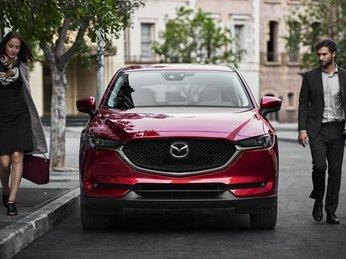 Ảnh chi tiết Mazda CX-5 2017 vừa ra mắt ở Mỹ