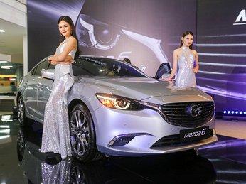 Cập nhật mới nhất: Bảng giá xe Mazda tháng 7/2017