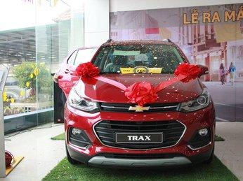 Chevrolet Trax 2017 chính thức mở bán tại Việt Nam, giá bán 769 triệu đồng