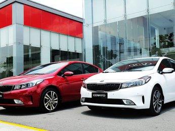 Doanh số ôtô lao dốc dù giá xe giảm liên tục