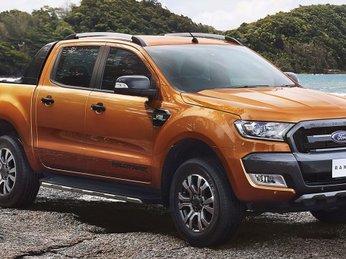 Ford Ranger có thêm bản Wildtrak 2.2L, giá từ 837 triệu đồng