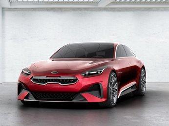 Hatchback của Kia lột xác với thiết kế hoàn toàn mới