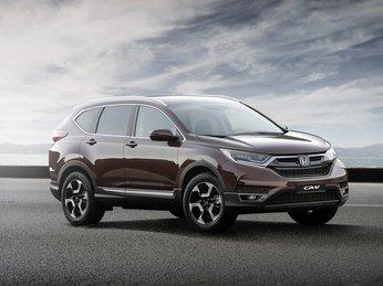 Honda CR-V 7 chỗ ra mắt tại Việt Nam giữa tháng 11