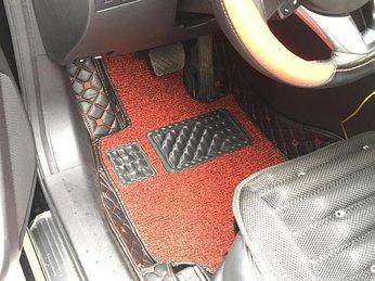 Lắp Thảm Lót Sàn Ô tô 6D Mazda 2