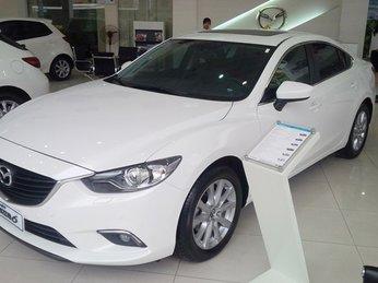 Mazda 6 bản cũ giảm 140 triệu đồng ở Việt Nam