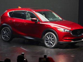 Mazda CX-5 sẽ có phiên bản 7 chỗ