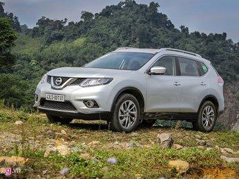Nissan X-Trail siêu giảm giá mua chuộc khách hàng
