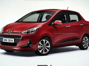 Soi ô tô giá rẻ Hyundai Grand i10 phiên bản 2017