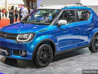 Suzuki Ignis - xe đô thị giá từ 240 triệu đồng ở Indonesia