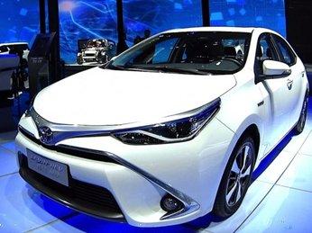 Toyota Altis sắp ra mắt phiên bản hoàn toàn mới tại VN