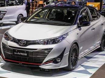 Toyota triệu hồi gần 12.000 xe Vios, Altis và Yaris tại Việt Nam