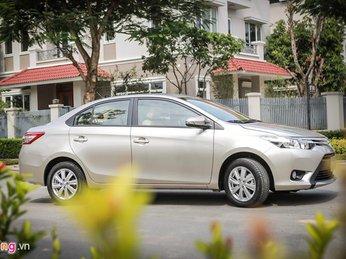 Toyota Vios dẫn đầu top 10 với gần 2.500 xe bán ra tháng 11