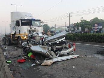 Vì sao tài xế Việt bị gọi là 'hung thần xa lộ'