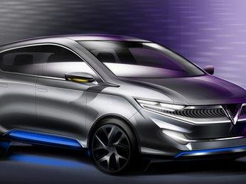 Vinfast công bố 36 mẫu thiết kế xe điện và xe cỡ nhỏ