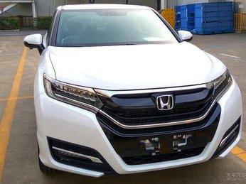 Xuất hiện Honda UR-V sang trọng hơn CR-V tại Trung Quốc