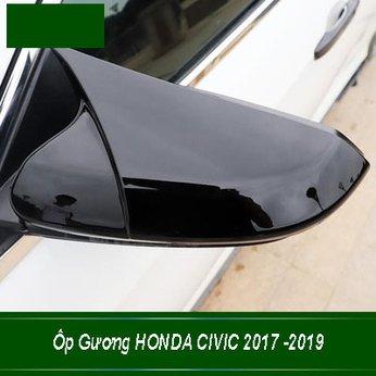 Ốp Cacbon Gương Chiếu Hậu HONDA CIVIC 2019 mẫu mới