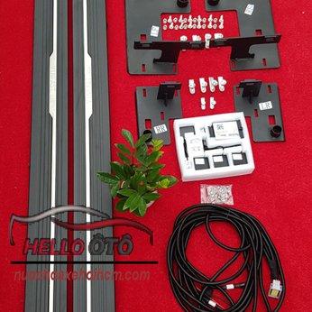 Bậc điện lên xuống Vinfast Lux A2.0 (Hàng order)