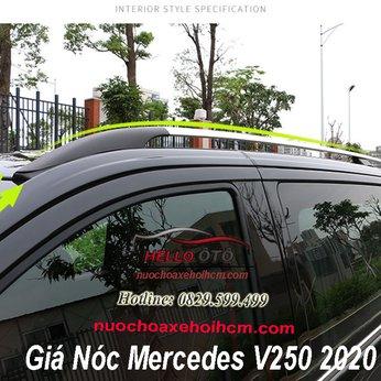 Bộ Giá Nóc Mercedes V250 2020