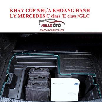 Khay Nhựa Cốp Mercedes GLC300