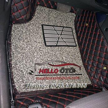 Thảm Lót Sàn ô tô 6D Hyundai Kona