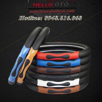 Bao Tay Lái ô tô Cao Cấp Hello ô tô 002