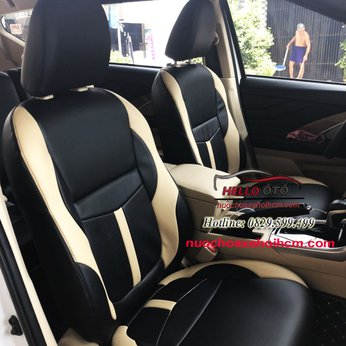 Bọc Áo Ghế Da Cao Cấp Mitsubishi Xpander 2020