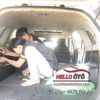 Bọc Trần ô tô 6D Chevrolet Captiva 2019