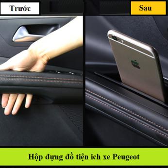 Hộp đựng đồ khe cửa Peugeot 3008 - 5008