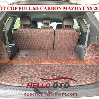 Lót Cốp Full 6D Mazda CX8 2020