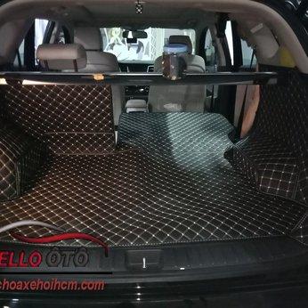 Lót Cốp ô tô 6D Hyundai Tucson 2018