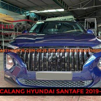 Mặt calang Hyundai Santafe 2019 -2020