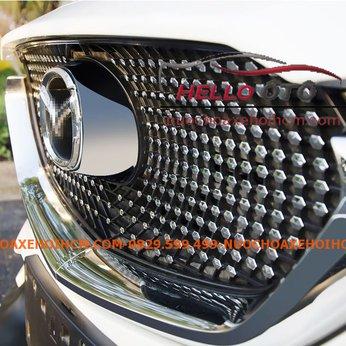 Mặt calang Mazda CX8 2019-2020 Độ Kiểu Sao Rơi