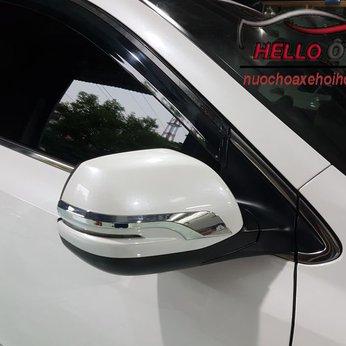 Mí Gương Hậu Honda CRV 2018