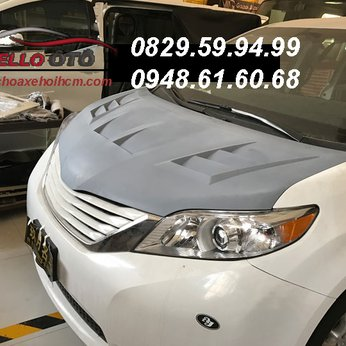 Nắp Cabo Sporty Toyota Sienna 2010-2020