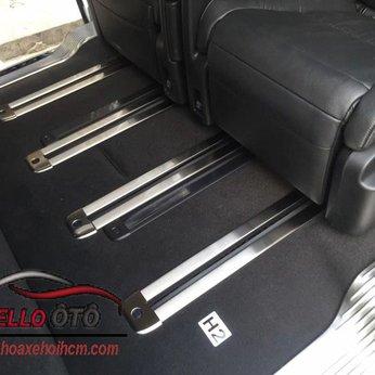 Nẹp Đường Ray Ghế Toyota Sienna 2010 -2018