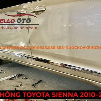 Nẹp Hông Chống Trầy Toyota Sienna 2010-2020